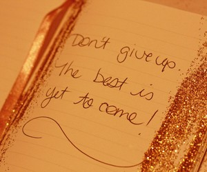 don't give up, phrases, and quotation image