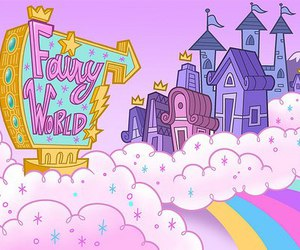 dreams and fairy world image