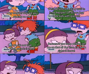 rugrats, cute, and chuckie image