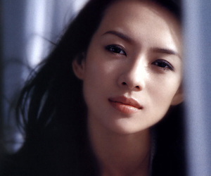girl and zhang ziyi image
