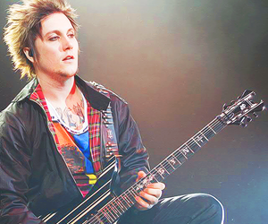 avenged sevenfold, synyster gates, and a7x image
