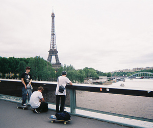 paris, boy, and hipster image