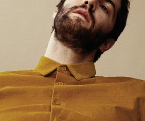 jim sturgess, beard, and boy image