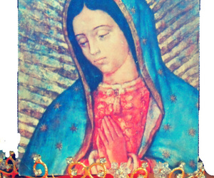 guadalupe, cute, and holy image