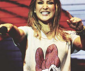 t-shirt, claudia leitte, and coisa rica image