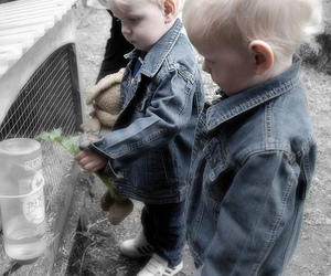 brothers, clothes, and kids image