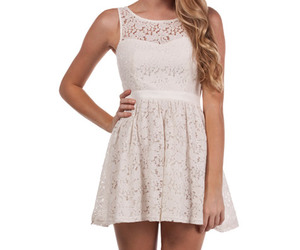 cute dress annie likes and sweet heart lace dress image