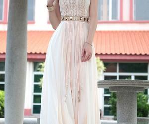 dress, 2012, and evening dresses image