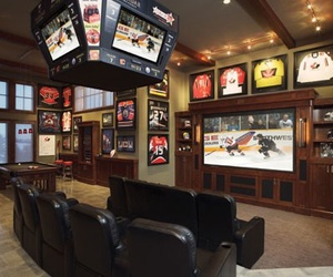 dream room, hockey, and house image