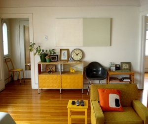 50s, mid century, and apartment therapy image