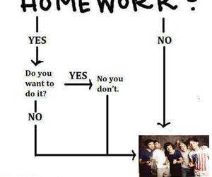 one direction, homework, and liam payne image