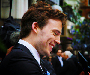 sam claflin, finnick, and finnick odair image