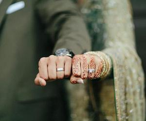 love, henna, and marriage image