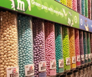 candy, lovr, and m&m's image