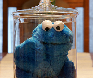 cookie monster, Cookies, and monster image