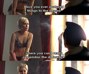 factory girl, quote, and real image