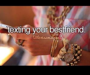 bff, forever, and message image
