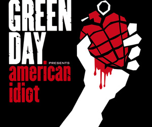 green day, american idiot, and music image