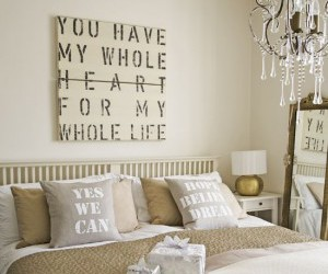 cream, decor, and heart image