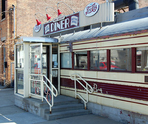 diner, ny, and silk image