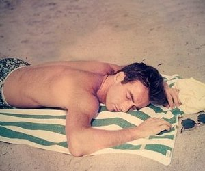 beach and montgomery clift image