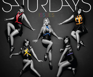 issues and the saturdays image