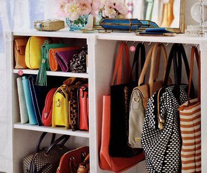 bag and closet image