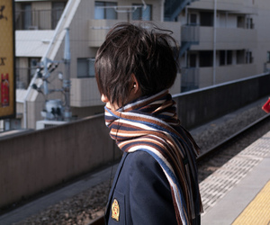 boy, japanese, and asian image
