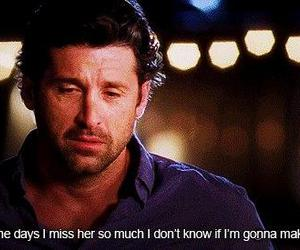 grey's anatomy, miss, and quote image