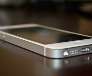 beautiful and iphone 5 image