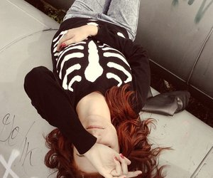 clothes, fashion, and ginger image