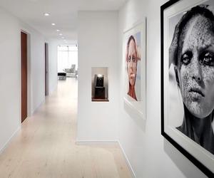 black, image, and room image