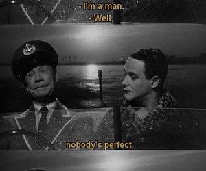 funny, jack lemmon, and some like it hot image
