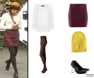 Beautiful Girls, get the look, and glee image