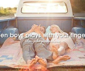 things boys do we love image