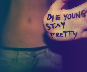 young, pretty, and die image