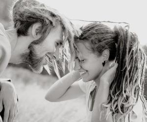 love, couple, and dreads image