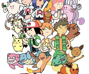 pokemon, time, and adventure time image