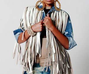 clothing, fashion, and basketball wives image