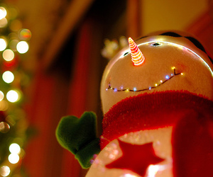 christmas tree, decor, and decorations image