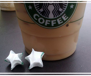 coffee, Paper, and origami image