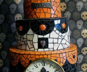 Halloween and cake image