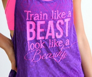 beast, gym, and outfit image
