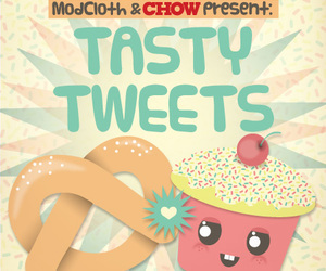 cherry, cupcake, and modcloth image