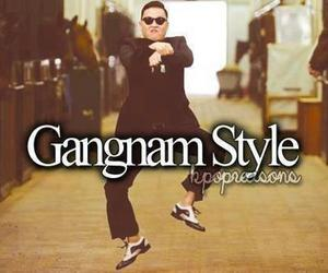 gangnam style, psy, and dance image