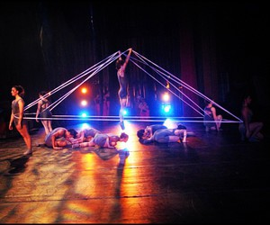 contemporary, elastic, and dance image