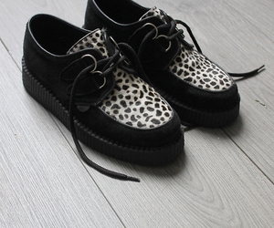 creepers, fashion, and goth image
