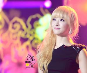 asian girl, kpop, and victoria song image