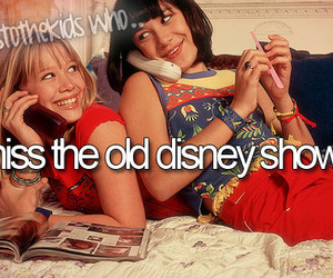 disney, lizzie mcguire, and disney channel image