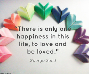 love and happiness image